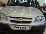 Chevrolet Niva, 2016 новый, бу с пробегом